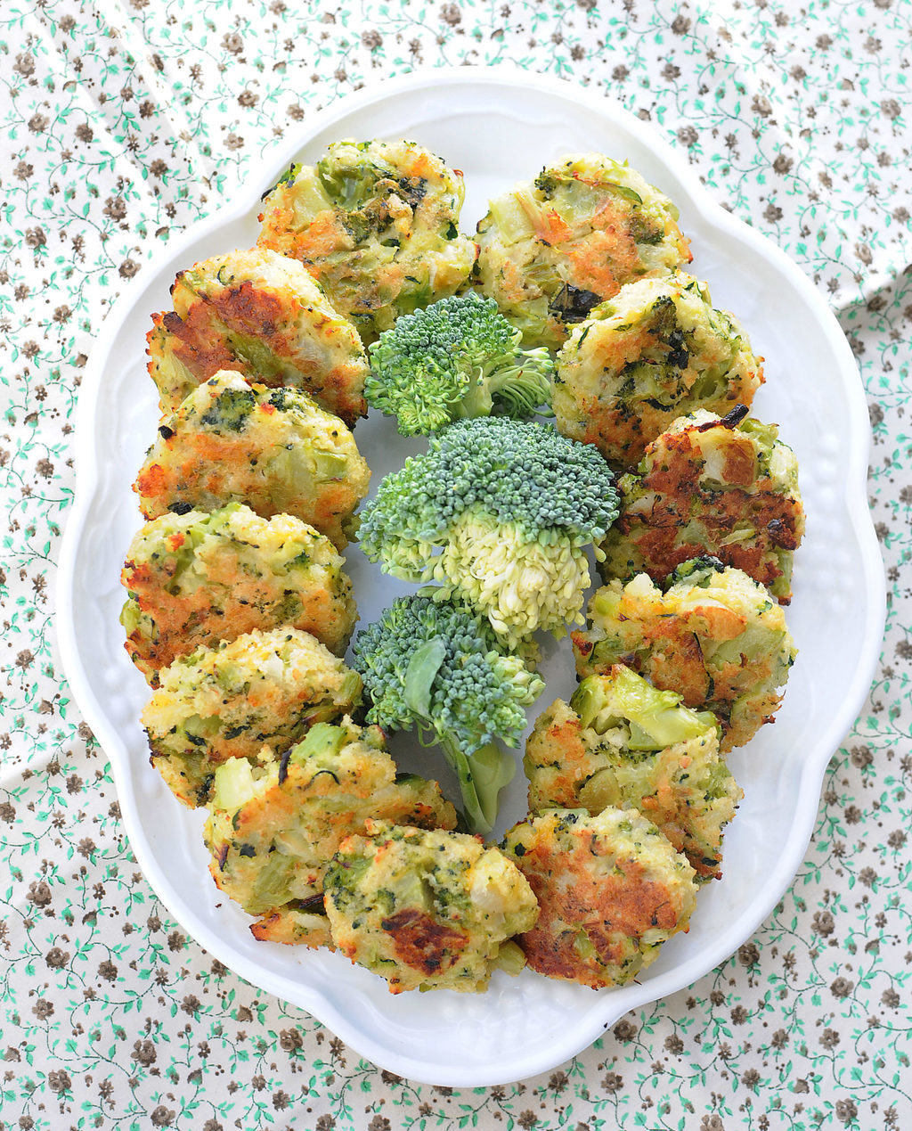 Broccoli Bites From EatinontheCheap.com